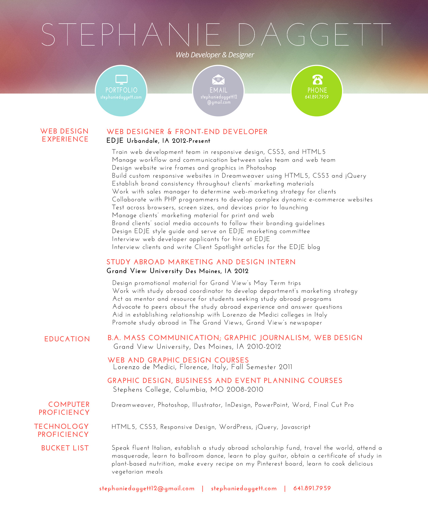 Cool Resume Bucket List Images - Entry Level Resume Templates ...